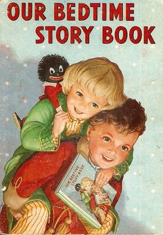 Our Bedtime Story Book, front cover