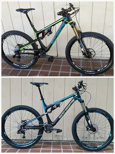 2014 Rocky Mountain Altitude 750 RSL and 2014 Rocky Mountain Altitude 770 Rally Edition #rockymountainbikes #rockymountainbicycles #mountainbike #275 #650B #Thepathbikeshop