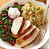 Chipotle Quinoa with Kale, Beans & Chicken