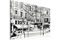 Originali foto su tela di affascinante capitale francese si presenteranno benissimo in salotto #parigi #fotosutela #stampasutela #paris #tore #torreeiffel #eiflatower  #eiffletorre #francia #quadro #quadri #città #city