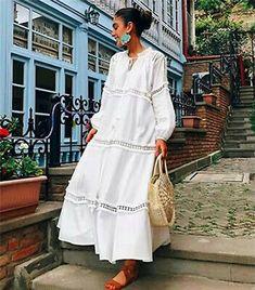 Yellow Maxi Dress, White Maxi Dresses, Casual Dresses, Lace Maxi, Floryday Dresses, Loose Dresses, Beach Dresses, Flower Dresses, Long Sleeve Maxi