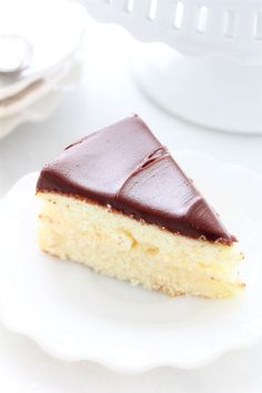 Boston Cream Pie | BHG Delish Dish