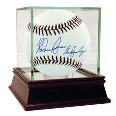 Nolan Ryan MLB Baseball w The Ryan Express Insc