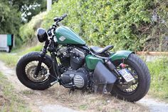 The Legend of  Harley Davidson Sportster: Forty Eight 72