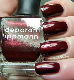 Deborah Lippmann B!tches Brew - Swatches and Review | Pointless Cafe