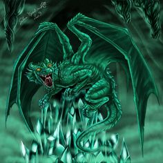 Dragons' Lair Dragon by Epantiras