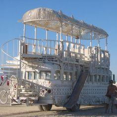 Burning Man, Pershing County, Nevada — by Jordie Welles