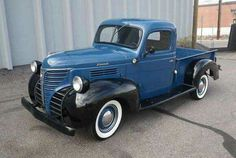 1941 Plymouth PT - 125