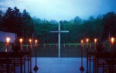 Igreja sobre a Água - Hokkaido, Japão/ Tadao Ando