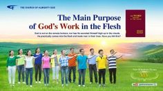 Posters  | The Church of Almighty God | Eastern Lightning