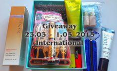 http://lisalucky.blogspot.com/2015/03/giveaway-2303-105-2015-welcome.html