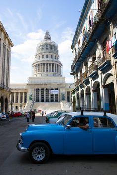 El Capitolio, La Habana. www.alucaround.com