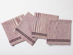 Drifting Stripe Napkin Set
