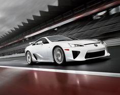 Lexus IFA