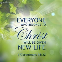 Image result for 1 Corinthians 15:22