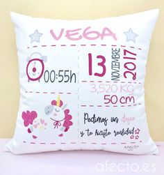 Baby Crafts, Crafts To Do, Diy Pillows, Throw Pillows, Sweet Box, Ideas Para, Baby Dolls, Deco, Cricut