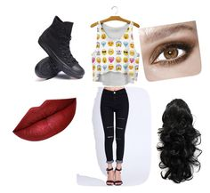 """""""hanging cal"""" by anna-calum on Polyvore featuring art"""