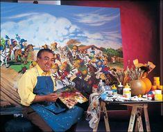 os quadrões de maurício e o ensino de artes para crianças Art For Kids, Larry Wilcox, Painting, Teaching Art, Art For Toddlers, Finding Nemo, Movies, Green Onions, Chill Pill