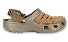 17abc8ae1352 Another great find on Khaki   Brown Yukon Clog - Men by Crocs
