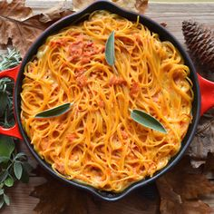 Frittata di pasta / Pasta omelette