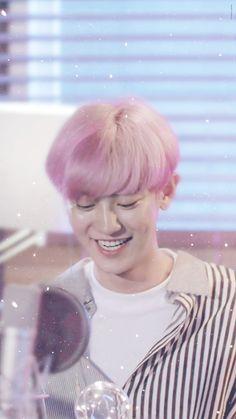 Park Chanyeol Exo, Baekhyun Chanyeol, How Do I Live, Cotton Candy Hair, Hair Icon, Exo Group, Chanbaek, Exo Ot12, Kai