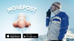 NosePost app
