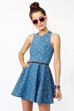 Paisley Tennis Dress