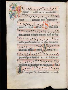 Fribourg/Freiburg, Archives de l'État de Fribourg/Staatsarchiv Freiburg, Archives du Chapitre St. Nicolas/Kapitelsarchiv St. Niklaus, CSN III.3.5 Parchment · 162 ff. · 56.5 x 39.5 cm · Fribourg, Switzerland · (1510-1517) 94