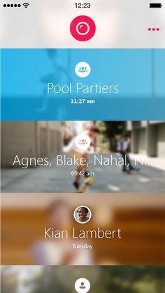 Skype Qik: Group Video...