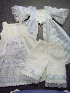 Colonial Ball Gown for 18 American Girl doll by Lillianloy on Etsy, $26.00