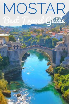 This blog post is an ultimate guide for a perfect visit to Mostar. Here, you will read everything about what to do in Mostar, the best activities and attractions in town. We show some awesome pictures, and you will get plenty of information and tips about where to stay, best restaurants, shopping and how to get there. A perfect Mostar itinerary for an unforgettable visit!