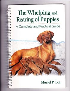 My Favorite Things – Muriel Lee's Whelping Book  By Christi McDonald
