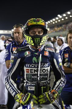MotoGP - and on the seventh day we race