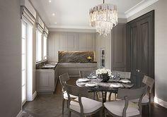 Kitchen, Villa la Vague - Morpheus London