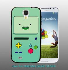 Adventure Time Bemo - For Samsung S4 i9500 Black Case