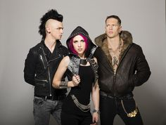 Decatur, Illinois metal act Icon for Hire took the world by storm with their debut album Scripted. Released in 2011, they set forth to prove to their new ...