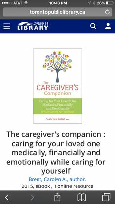The caregivers companion isbn 9780857996367 pdf epub carolyn a the caregivers companion isbn 9780857996367 pdf epub carolyn a brent ebook ebookmall books awardwinning pinterest fandeluxe PDF