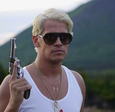 """fnhfal: """" Milo yiannopoulos - Fags for Freedom. """"                                                                                                                                                     More"""
