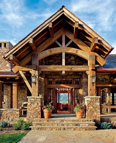 """Nothing says """"welcome home"""" like a gorgeous entryway!"""