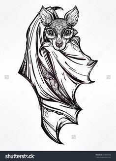 cute bat designs - Google Search
