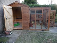 If the bunny absolutely HAS to go outdoors, this is the way to do it! :) Bunny Sheds, Rabbit Shed, Rabbit Run, Pet Rabbit, Bunny Cages, Rabbit Cages, Rabbit Habitat, Rabbit Enclosure, Rabbit Hutches
