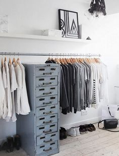 8 Clever Ways to Create More Space at Home via @PureWow