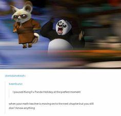 XD Kung Fu Panda