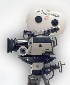"""Panavision 65mm Film Camera... the cameras used on Tarrantino's upcoming film, """"The Hateful Eight"""""""