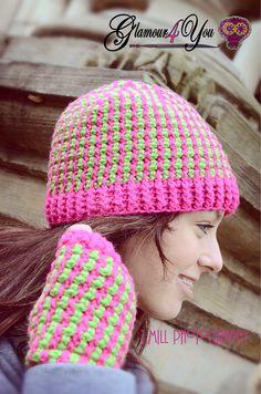 69 mejores imágenes de boinas y gorros a crochet  96b976abd39