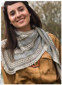Ravelry: Allure nature pattern by EclatDuSoleil Patterns In Nature, Nature Pattern, Moss Stitch, Different Textures, Garter Stitch, Knitted Shawls, Knitting Stitches, Knit Patterns, Couture