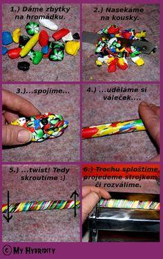 Dája´s instructions: Zbytky Fima 2 / How to use remains 2