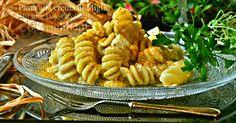 Pasta+alla+crema+di+miglio+|+Ricetta+primo+veloce