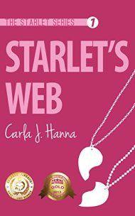 Starlet's Web: A Hollywood Teen Romance by Carla J. Hanna ebook deal