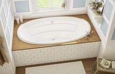 VO6042 Alcove bathtub - MAAX Professional   Geek that I love ...